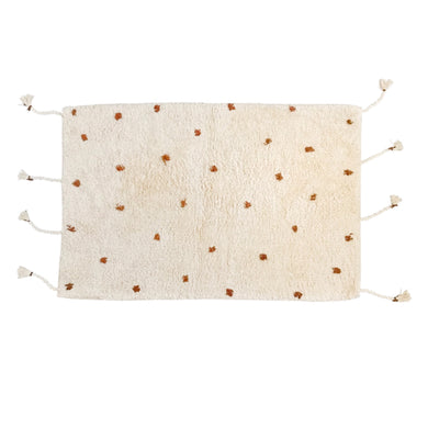 Bath Mat | Rust Dot - Magnolia Lane
