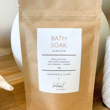 Load image into Gallery viewer, Elevate Bath Soak - Magnolia Lane