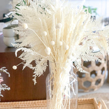 Load image into Gallery viewer, Preserved Amaranthus - Standing | White - Magnolia Lane