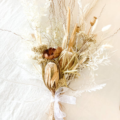 Pure Romance | Dried Flower Bouquet - Magnolia Lane