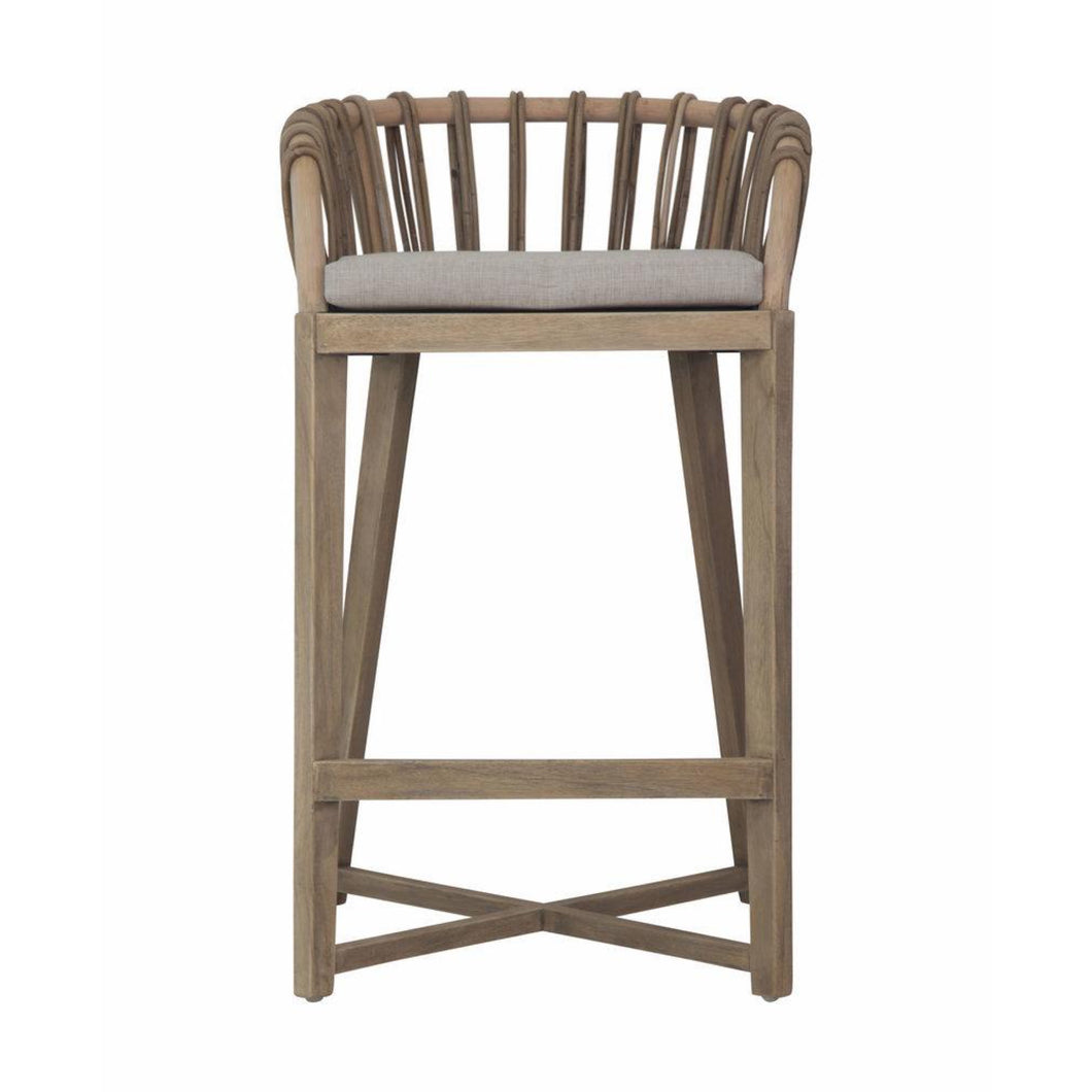 Malawi Tub Bar Chair | Natural - Magnolia Lane