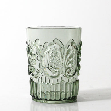 Flemington Acrylic Tumbler S2 | Green - Indigo Love Collectors - Magnolia Lane