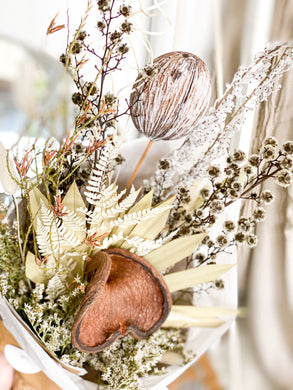 Exotic Summer- Dried Flower Bouquet - Magnolia Lane