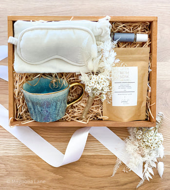 Angel Gift Box - Self Love Hamper - Magnolia Lane