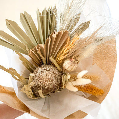 Wild Harvest | Dried Flower Bouquet - Magnolia Lane