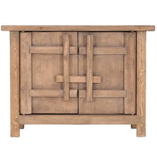 Load image into Gallery viewer, Bulu Cabinet 2D | Natural - Magnolia Lane