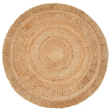 Magnolia Round Jute Rug (eta early-mid September) - Magnolia Lane