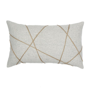 Breezeway Lumbar Cushion 50x30cm - Magnolia Lane