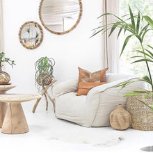 Load image into Gallery viewer, Kalama Side Table | Natural by Uniqwa Furniture - Magnolia Lane