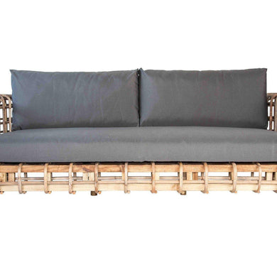 Kenya 2.5 Seater Sofa by Uniqwa - Magnolia Lane