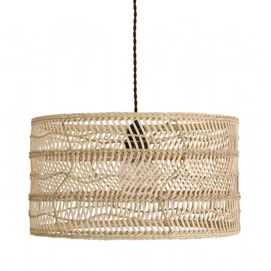 Lamp Shade Wicker - Magnolia Lane