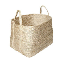 Load image into Gallery viewer, Large Jute Basket - Natural by The Dharma Door - Magnolia Lane