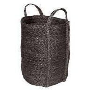 Laundry Jute Basket | Charcoal - Magnolia Lane
