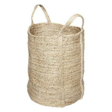Laundry Jute Basket | Natural - Magnolia Lane