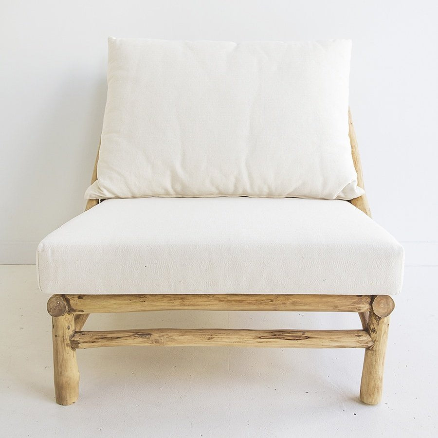 Lombok Single Seater Sofa - Magnolia Lane