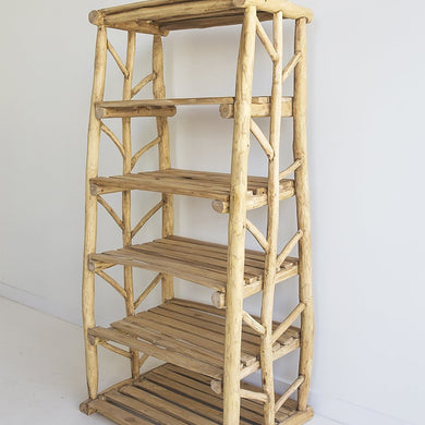 Lombok Six Tier Shelf - Magnolia Lane
