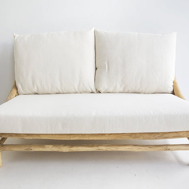Lombok Two Seater Sofa (eta mid October) - Magnolia Lane