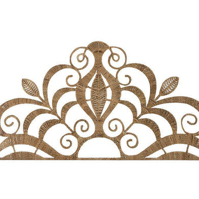Lotus Woven Headboard (Queen and King Size) - Magnolia Lane