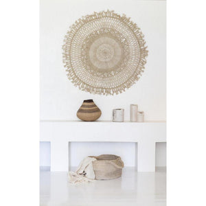 Mandala Wall Hanging by The Dharma Door - Magnolia Lane