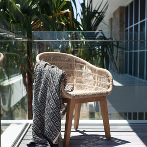 Monsoon Teak Chair - Magnolia Lane