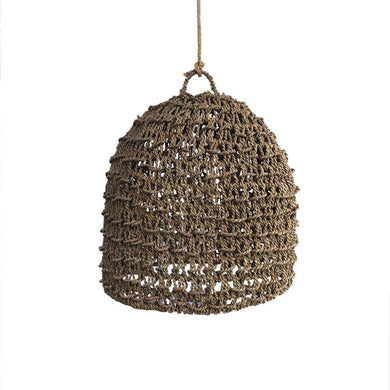 Mykonos Light Pendant Sisal - Magnolia Lane