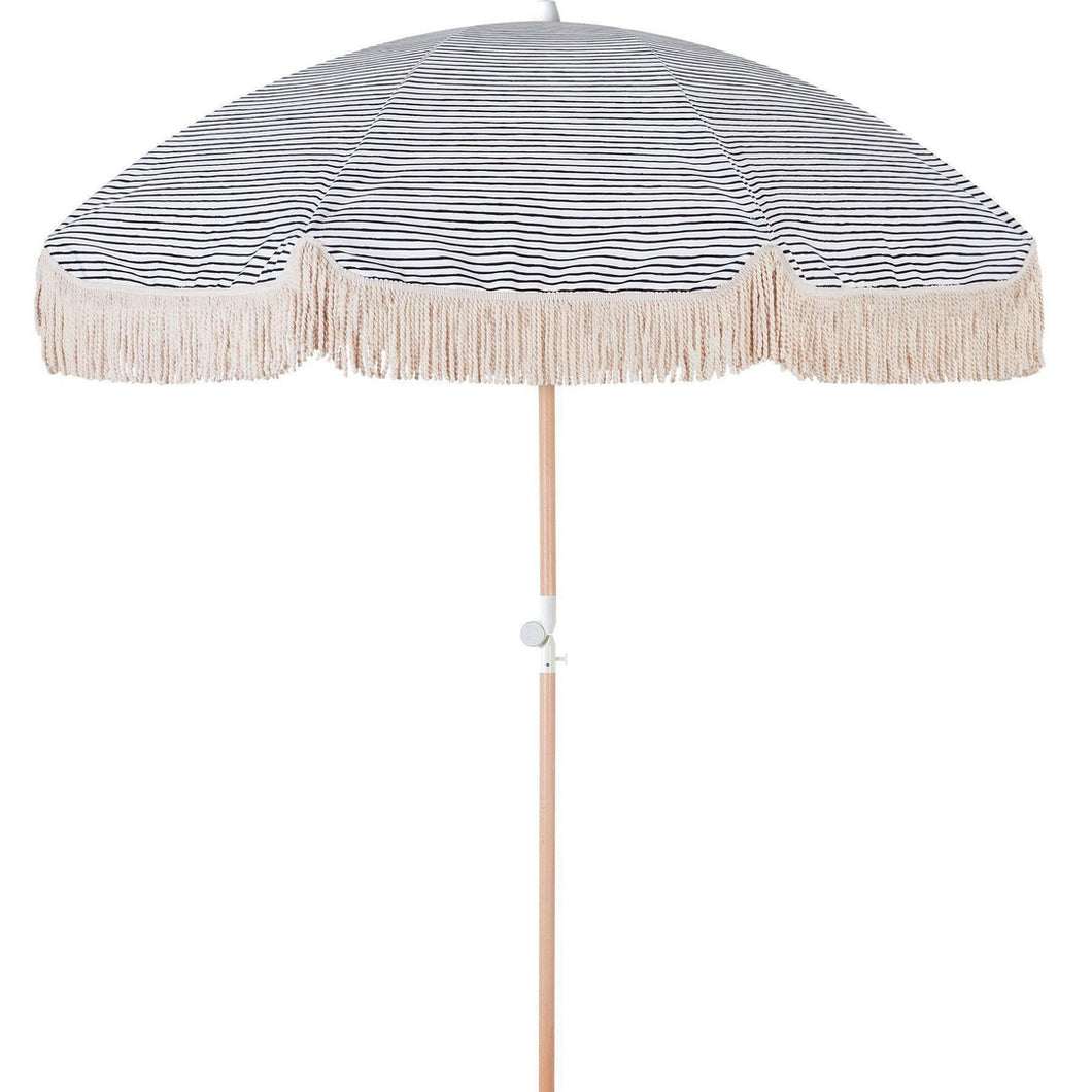 Natural Instinct Beach Umbrella - Magnolia Lane