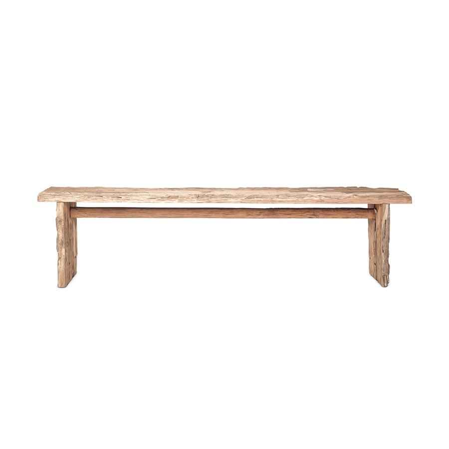 Noah Rail Bench - Magnolia Lane