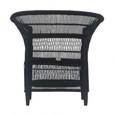 Original Malawi Dining Chair\Black by Uniqwa Furniture - Magnolia Lane
