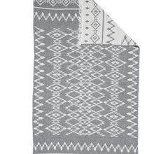 Load image into Gallery viewer, Oteki Knotty Kilim - MAXI\Charcoal - Magnolia Lane