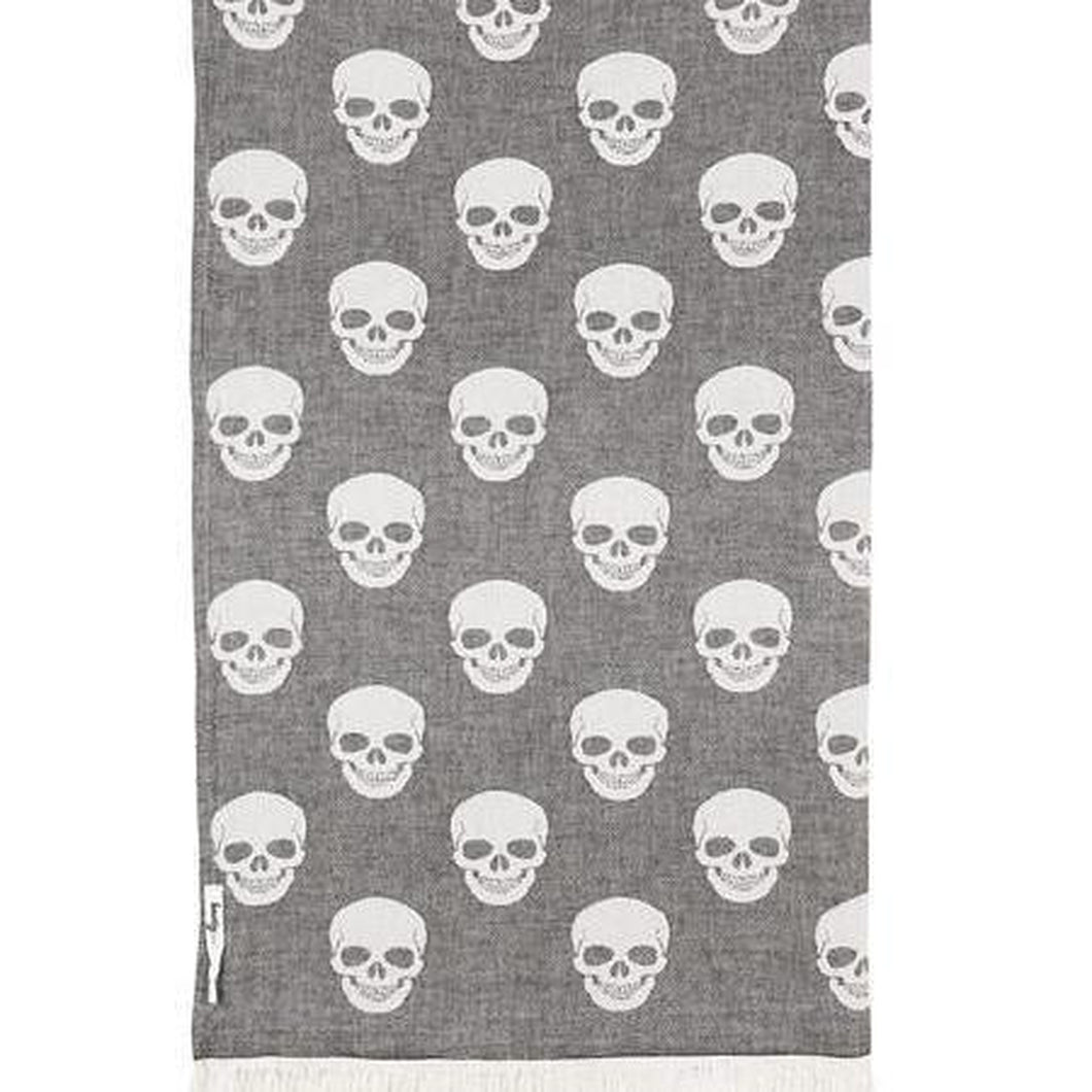 Oteki Knotty Skull -  Charcoal - Magnolia Lane
