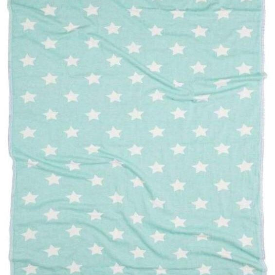 Oteki Knotty Turkish Towel - Star Mint - Magnolia Lane
