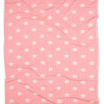Oteki Knotty Turkish Towel - Star Pink - Magnolia Lane