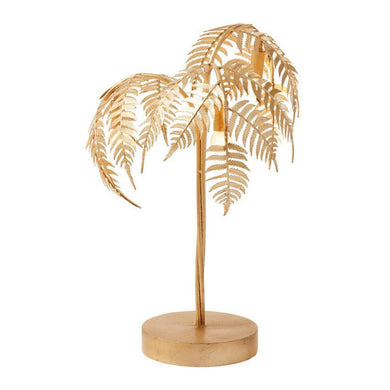 Palm Table Lamp - Magnolia Lane