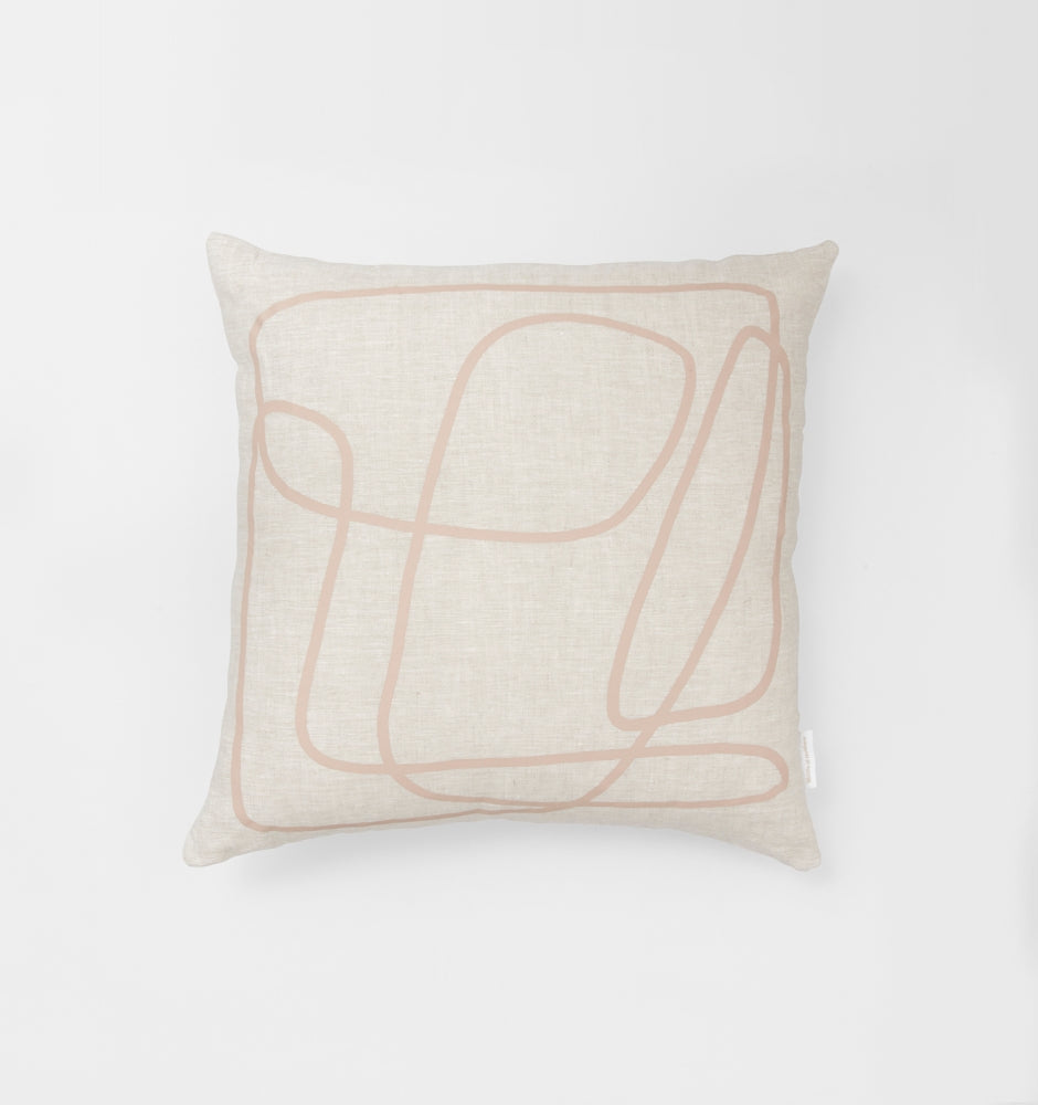 Peridot Cushion | Faun - Middle of Nowhere - Magnolia Lane
