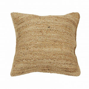 Plait Jute Cushion - Magnolia Lane