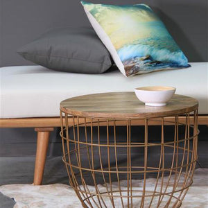 Pluto Side Table - Magnolia Lane