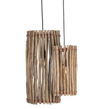 Load image into Gallery viewer, Primitive Pendant Light\Small by Uniqwa-Uniqwa Furniture-Magnolia Lane