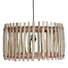 Load image into Gallery viewer, Primitive Pendant Light | Wide - Magnolia Lane