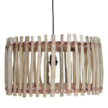 Primitive Pendant Light\Wide by Uniqwa Furniture - Magnolia Lane