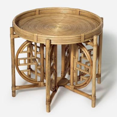 Rattan Coffee Table - Magnolia Lane