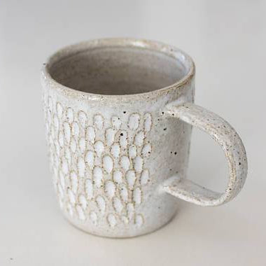 Rustica Mug in Gloss white - Magnolia Lane