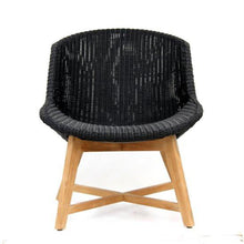 Load image into Gallery viewer, Skal Lounge Chair (Whitewash\Irish Coffee\Black) - Magnolia Lane