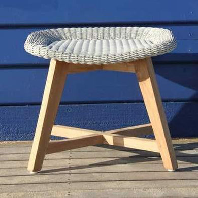 Skal Low Stool by Satara - Magnolia Lane