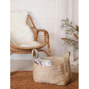 Small Jute Basket | Natural - Magnolia Lane