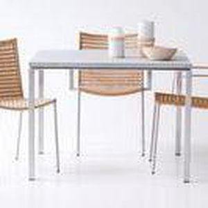 Straw dining chair-Magnolia Lane-Magnolia Lane