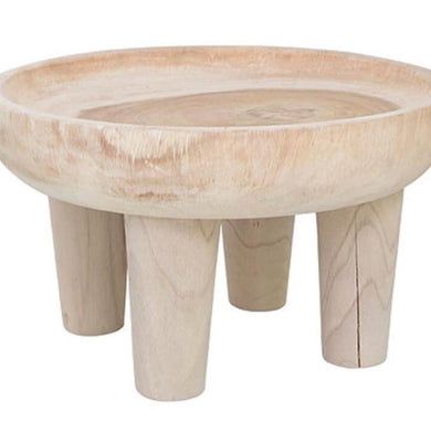 Tamale Low Side Table | Natural by Uniqwa Furniture - Magnolia Lane