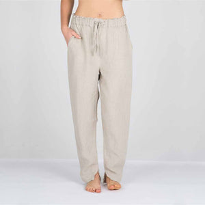 The Linen Pants | Natural - Magnolia Lane