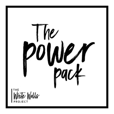 The Power Pack-The White Walls Project-Magnolia Lane