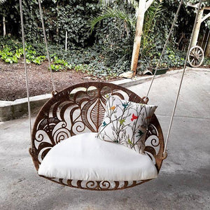 Tiara Swing Chair - Magnolia Lane