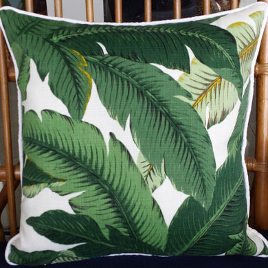 Tommy Bahama Palm Sway Cushion Covers - Magnolia Lane